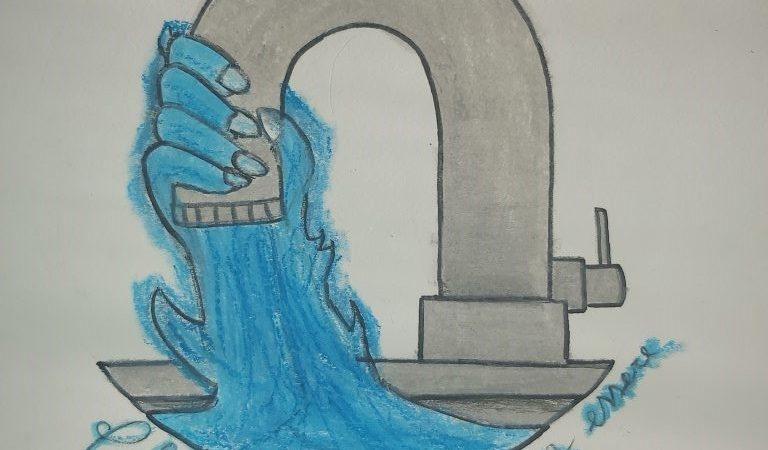 Volley Scuola 2020, slogan uso consapevole dell'acqua