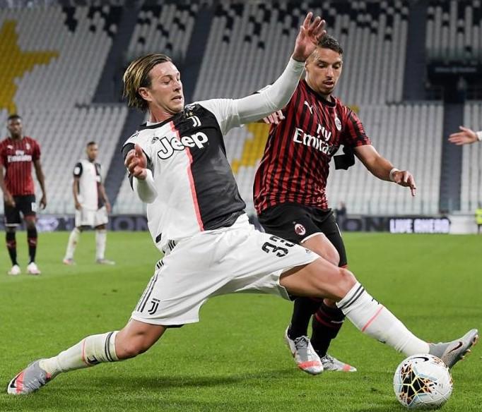 Juventus, Serie A e la regola del più o meno 4