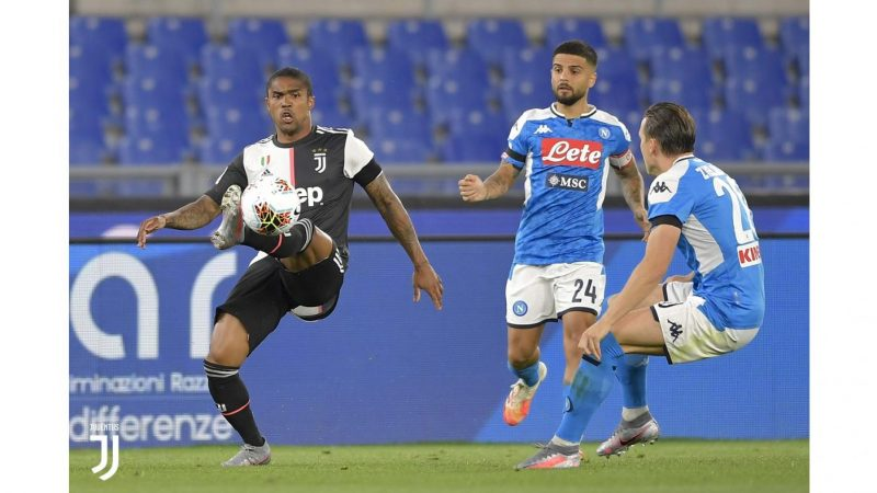Coppa Italia al Napoli, la Juventus non c'è più