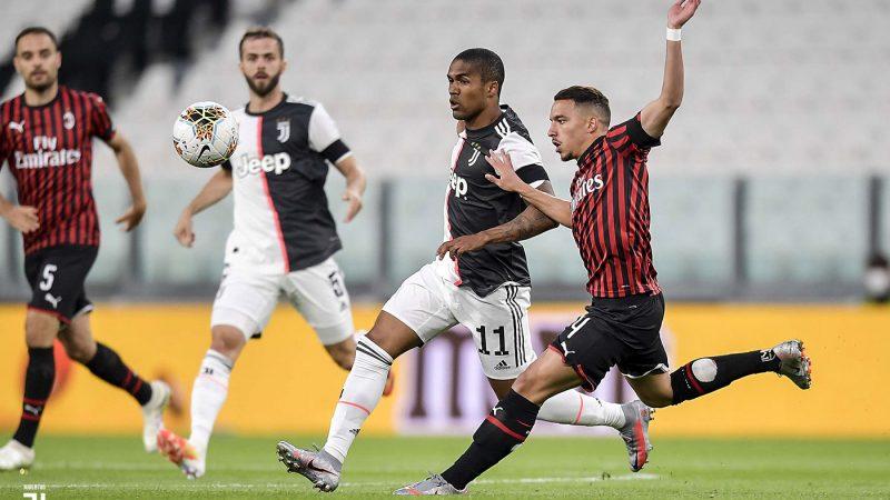 Juventus-Milan Coppa Italia, zero gol