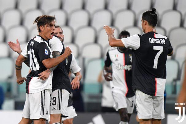 Juventus-Lecce 4-0, voglia di gol con l'uomo in più