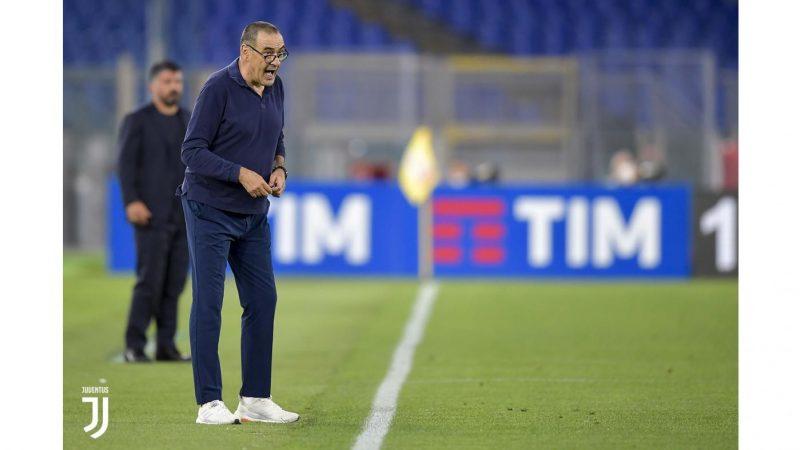 Sarri e la Juventus, il grande inganno