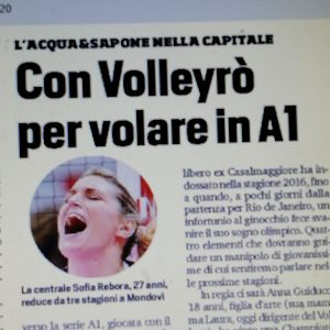 Roma Volley Club femminile, l'ingratitudine e l'ignoranza