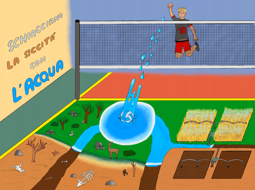 Volley Scuola 2020 |Comics on the net, le opere vincitrici