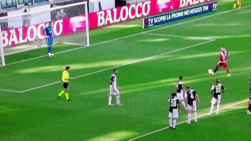 Juventus-Torino 4-1, ma a San Siro senza Dybala e de Ligt
