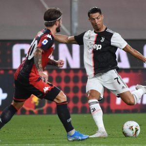 Genoa-Juventus 1-3, Dybala e Ronaldo ancora a segno