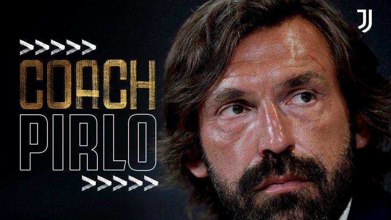 Juventus, Pirlo allenatore ricorda l'arrivo di Trapattoni