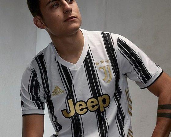 Juventus, la nuova maglia per il 2021