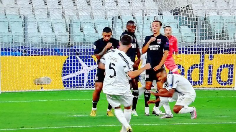 Juventus-Lione 2-1, Ronaldo non basta ad evitare il flop