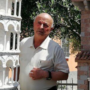 Umbria, le torri di Quintilio Lazzarini in località Fornaci